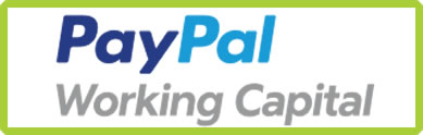 Finance your Kalamazoo web project using Paypal Working Capital.