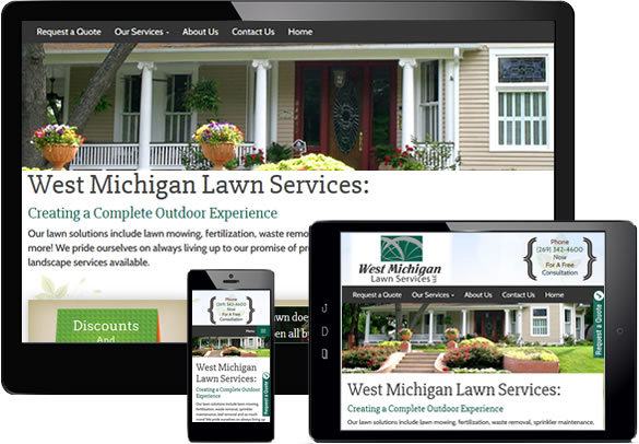 Affordable web development in Kalamazoo, Michigan